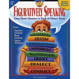 Creative Teaching Press Figuratively Speaking Book