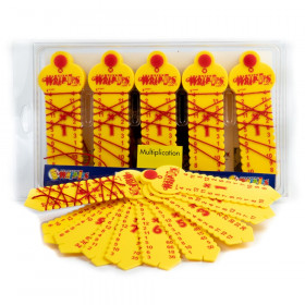 Wrap-ups Center Kit, Multiplication 5-Pack