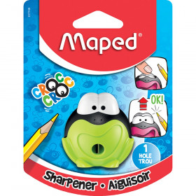 Maped Signal 1 Hole Frog Pencil Sharpener