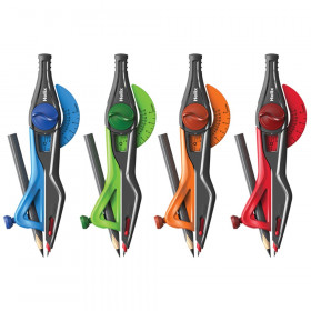 Universal Locking Compass, Assorted Colors