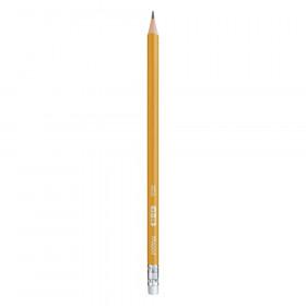 Essentials Yellow Triangular Graphite #2 Pencils, Pack of 144