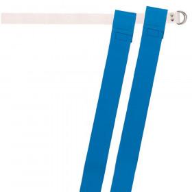 Flag Football Belts, Blue, Pack of 12