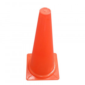 "Safety Cone, 15"" High"