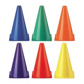 Rainbow Cones, Set of 6