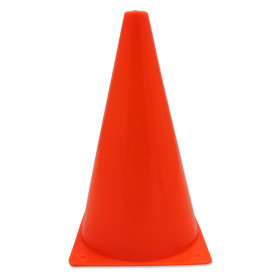 "Safety Cone, 9"" High"