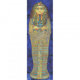 Egyptian Mummy Case Colossal Concept Poster