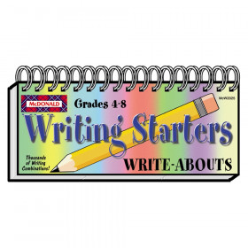 Write-Abouts, Writing Starters