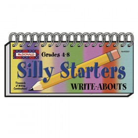 Silly Starters Write-Abouts Booklet