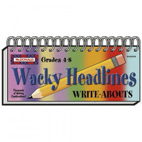 Wacky Headlines Write Abouts