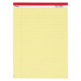 """Standard Legal Pad, 8-1/2"""" x 11-3/4"""", 50 Sheets"""