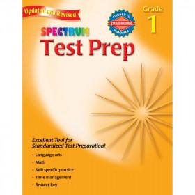 Spectrum Test Prep Gr 1
