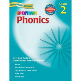Spectrum Phonics Gr 2