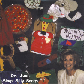 Dr. Jean Sings Silly Songs CD
