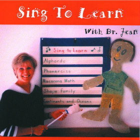 Sing to Learn with Dr. Jean CD
