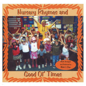 Dr. Jean: Nursery Rhymes & Good Ol' Times CD