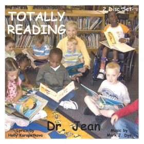 Dr. Jean: Totally Reading 2-CD Set