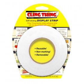 Cling Thing Display Strip, White