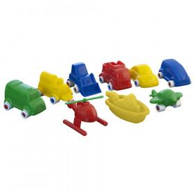 Minimobil, 36 Pieces