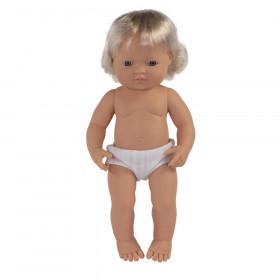 "Baby Doll 15"" Causasian Boy"