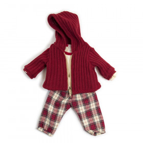 Doll Clothes, Cold Weather Trousers Set