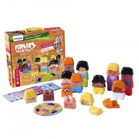 Family Diversity Blocks, 33 Pieces