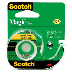 Tape Magic Trans 3/4 X 300