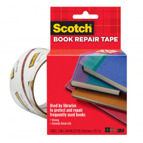 Book Tape, 2 in x 15 yd Roll