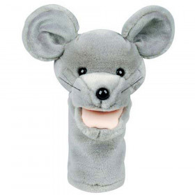 Plushpups Hand Puppet Mouse