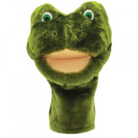 Plushpups Hand Puppet Frog