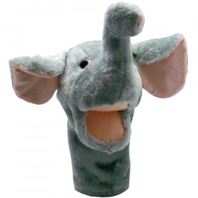 Plushpups Hand Puppet Elephant
