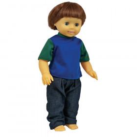 "Multicultural Doll, Caucasian Boy ""Tom"" Doll"
