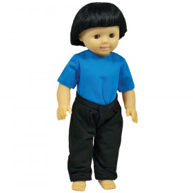Multicultural Doll, Asian Boy