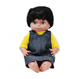 Multi-Ethnic School Doll, Black Girl