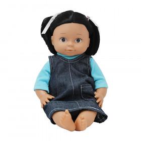 Multi-Ethnic School Doll, Native American Girl
