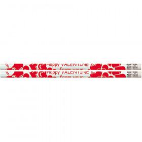Happy Valentine From Your Teacher 12Pk Motivational Fun Pencils
