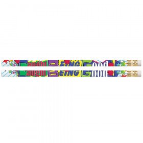 Caught Being Good Motivational Pencils Pack Of 12