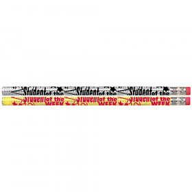 Student Of The Week 12Pk Motivational Fun Pencils