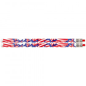 America The Beautiful Motivational Pencils, 12/pkg