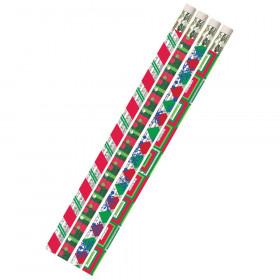 Christmas Creations Motivational Pencils, 12/pkg