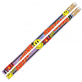 You Are Awesome Motivational Pencil, Pack of 12