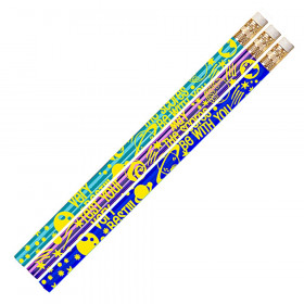 May the Scores Be With You Pencil, Pack of 12