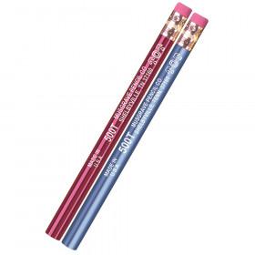 """TOT """"Big Dipper"""" Jumbo Pencils, With Eraser, 1 Dozen"""