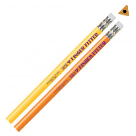 Finger Fitter Pencils, 1 Dozen