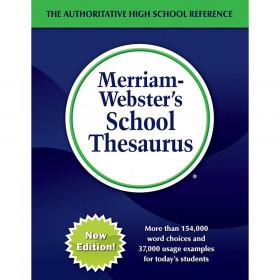 Merriam-Webster's School Thesaurus