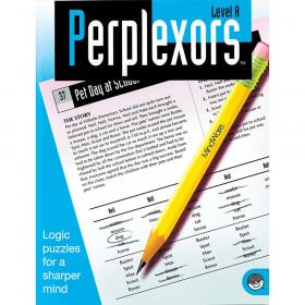 Perplexors Book, Level A, Ages 9-10