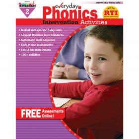 Everyday Phonics Gr 2 Intervention Activities