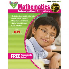 Everyday Mathematics Gr 1 Intervention Activities