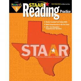 STAAR Reading Practice, Grade 3
