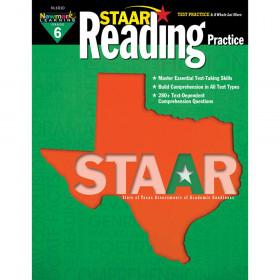 STAAR Reading Practice, Grade 6