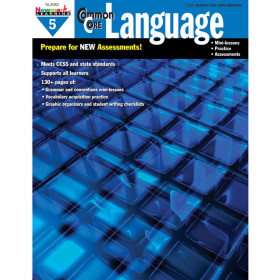 Common Core Practice Language Gr 5 Book